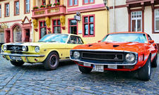 Ford Mustang GT/Shelby GT500: Classic Cars