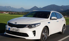 Neuer Kia Optima Sportswagon