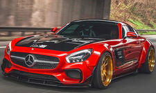 Mercedes-AMG GT S von Prior Design