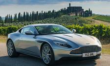 Neuer Aston Martin DB11 (2016): Erste Fahrt