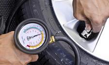 Reifendruck überprüfen: Tipps