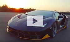 Lamborghini Centenario (2016): Video