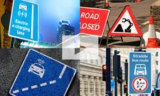 Verkehrszeichen der Zukunft: Video