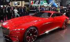 Vision Mercedes-Maybach 6 (2016)