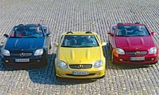 Mercedes SLK: Gebrauchtwagen