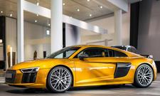 Audi R8 V6