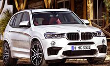 BMW X3 M (2018)