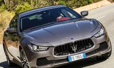 Maserati Ghibli Facelift (2016)