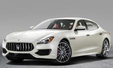 Top-12 der stärksten Luxuslimousinen: Maserati Quattroporte GTS