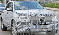 Mercedes GLE (2018)
