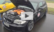 BMW 1er (E87) von KJ Performance: Video