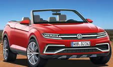 VW Golf SUV Cabrio (2017)