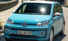 VW Up Facelift (2016)