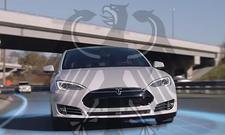Autopilot Tesla Model S