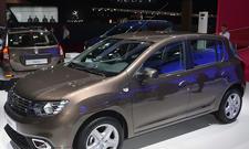 Dacia Sandero Facelift (2017)
