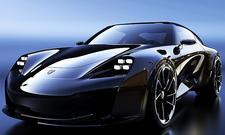 Porsche 911 Designstudie