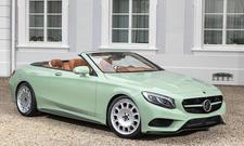 Carlsson Mercedes S-Klasse Cabrio: Luxus-Tuning