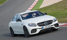Neuer Mercedes-AMG E 63 S (2017)