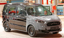 Ford Tourneo Courier Facelift (2017)