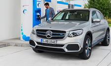 Mercedes GLC F-Cell