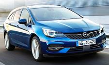 Opel Astra Sports Tourer Facelift (2019)