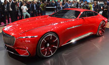 Vision Mercedes-Maybach 6 (2016)