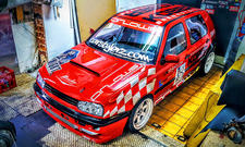 VW Golf VR6 (Carbon Turbo Golf)