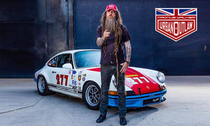 Magnus Walker Outlaw Gathering