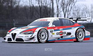 Alfa Romeo Giulia DTM-Version