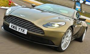Aston Martin DB11 im Einzeltest
