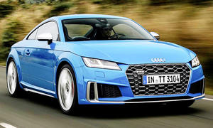 Audi TTS Facelift (2018)
