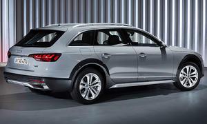 Audi A4 allroad quattro Facelift (2019)