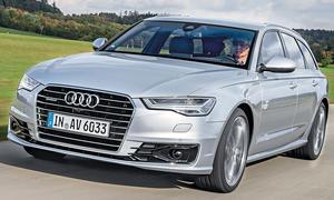 Audi A6 Facelift (2014)