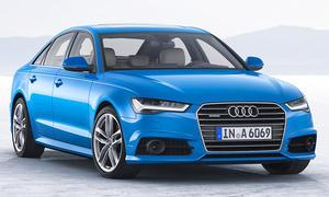 Audi A6 Facelift (2016)