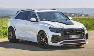 Audi Q8: Tuning von Lumma
