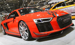 Audi R8 V10 plus supercharged von MTM