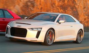 Audi sport quattro concept/Audi R6