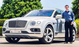 Bentley Bentayga Hybrid (2019)