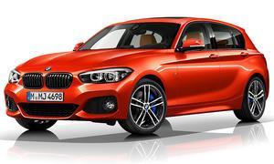 BMW 1er Edition M Sport Shadow (2018)