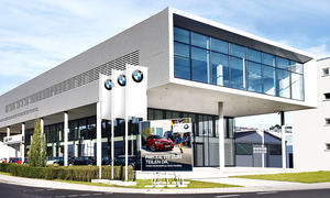 BMW-Vertragshändler