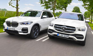 BMW X5/Mercedes GLE