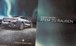 BMW 8er Werbung: Video