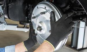 Bremstrommel Porsche 356