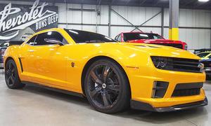 "Chevrolet Camaro (Bumblebee) ""Transformers"""