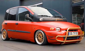 "Fiat Multipla ""UglyProject"""