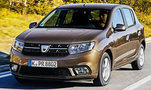 Der Dacia Sandero im Einzeltest