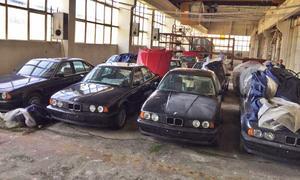 BMW 5er (E34): Scheunenfund