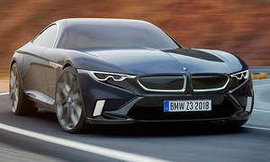 BMW Z3 M Coupé Illustration