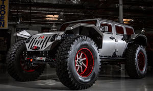 Jeep Wrangler Fab Fours Legend