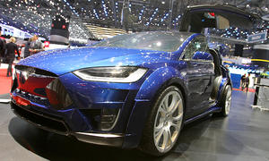 "FAB Design Tesla Model X ""Virium"""